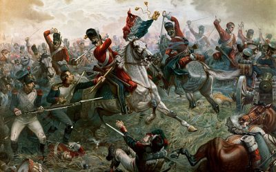 The Fog of War: Lessons from Napoleon's defeat at Waterloo in our investment battle against COVID-19