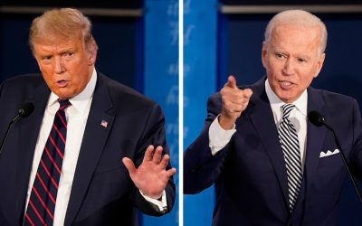 Trump or Biden? Buy or Sell?  Don't forget about special webinar on October 20th at noon!